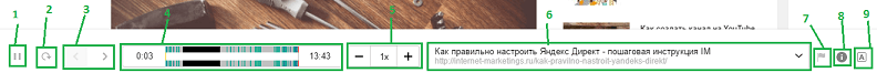 Навигация вебвизора