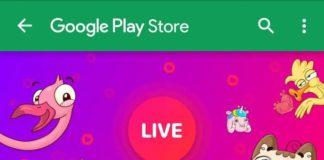 VK-live для Android