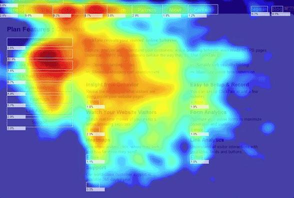 карта-кликов