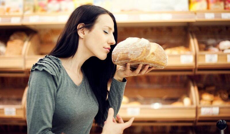 Запах свежего хлеба или чашки кофе...