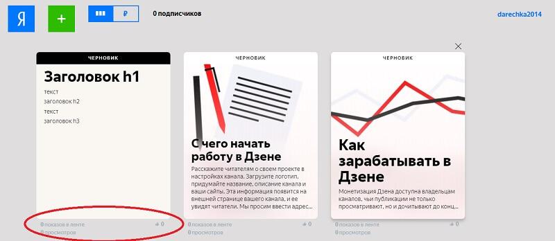 Яндекс Дзен для авторов и заработка