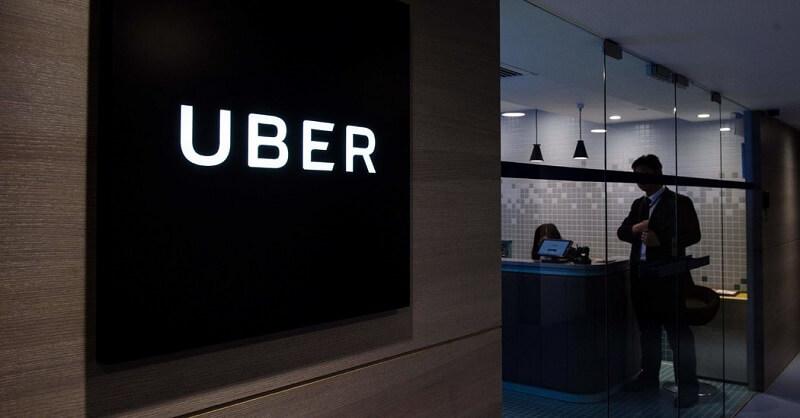 Пример создания бренда Uber