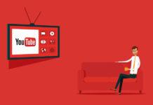 Описание канала на YouTube