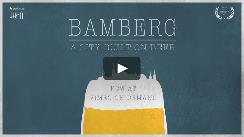 Бренд города Бамберг - это пиво