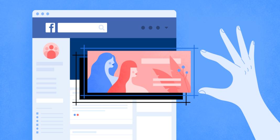 Обложка группы в Facebook: размеры, как сделать и поставить