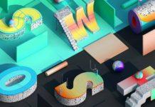 Тренды типографики 2018