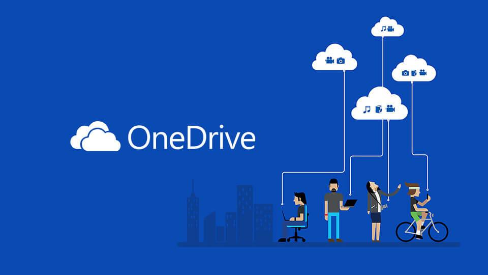 Облачное хранилище Microsoft OneDrive