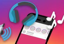 Как добавить музыку в Историю Инстаграм
