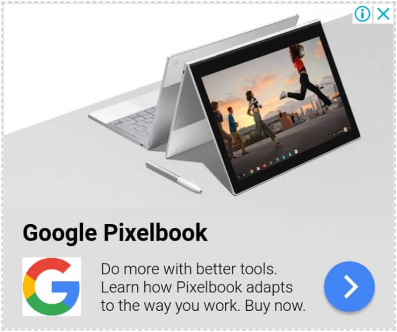 Дизайн новых медийных объявлений в Google Ads