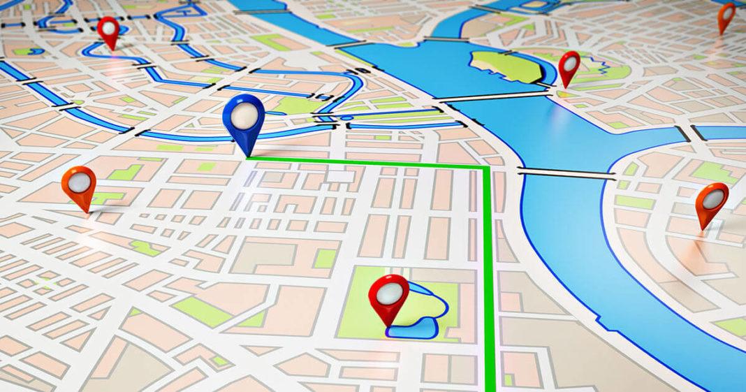 Новый алгоритм на Яндекс.Картах