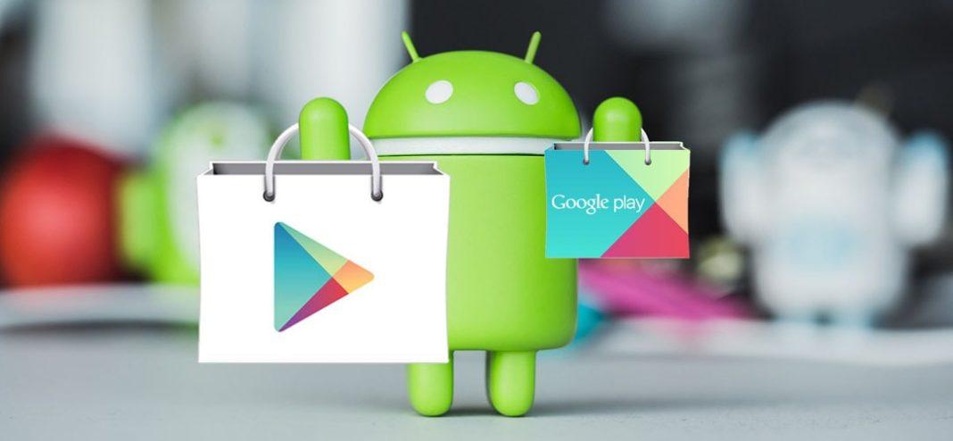 Подборка игр, приложений и книг от Google Play