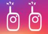 Голосовые сообщения в Директе Инстаграма