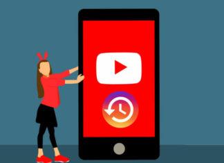 Stories на YouTube