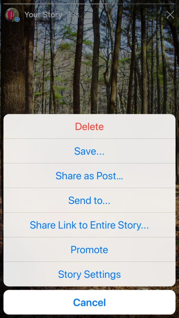 Instagram позволит делиться прямыми ссылками на сторис