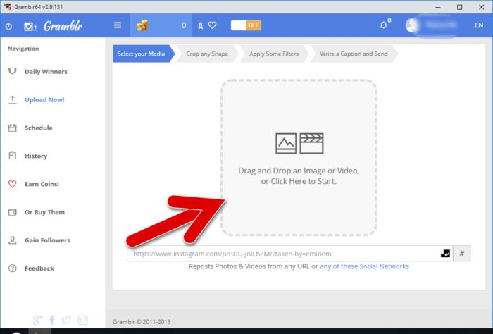 Как выложить видео в Инстаграм с компьютера