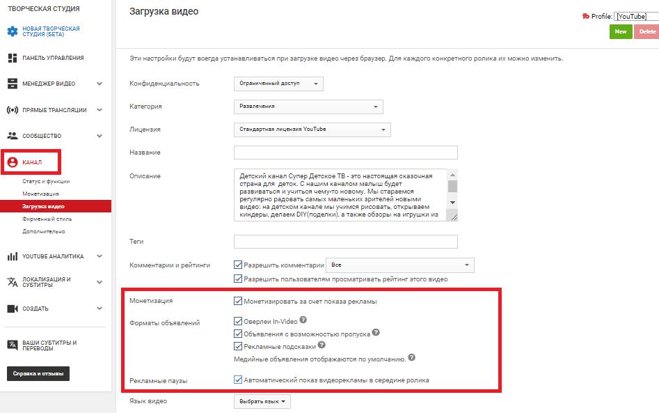 Как включить монетизацию на YouTube и сколько платят за просмотры   IM