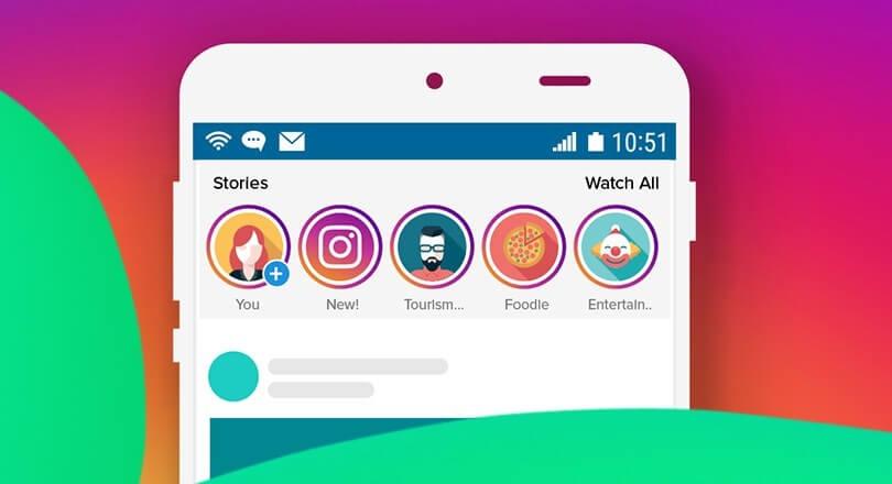 Инстаграм готовит обновление интерфейса Stories
