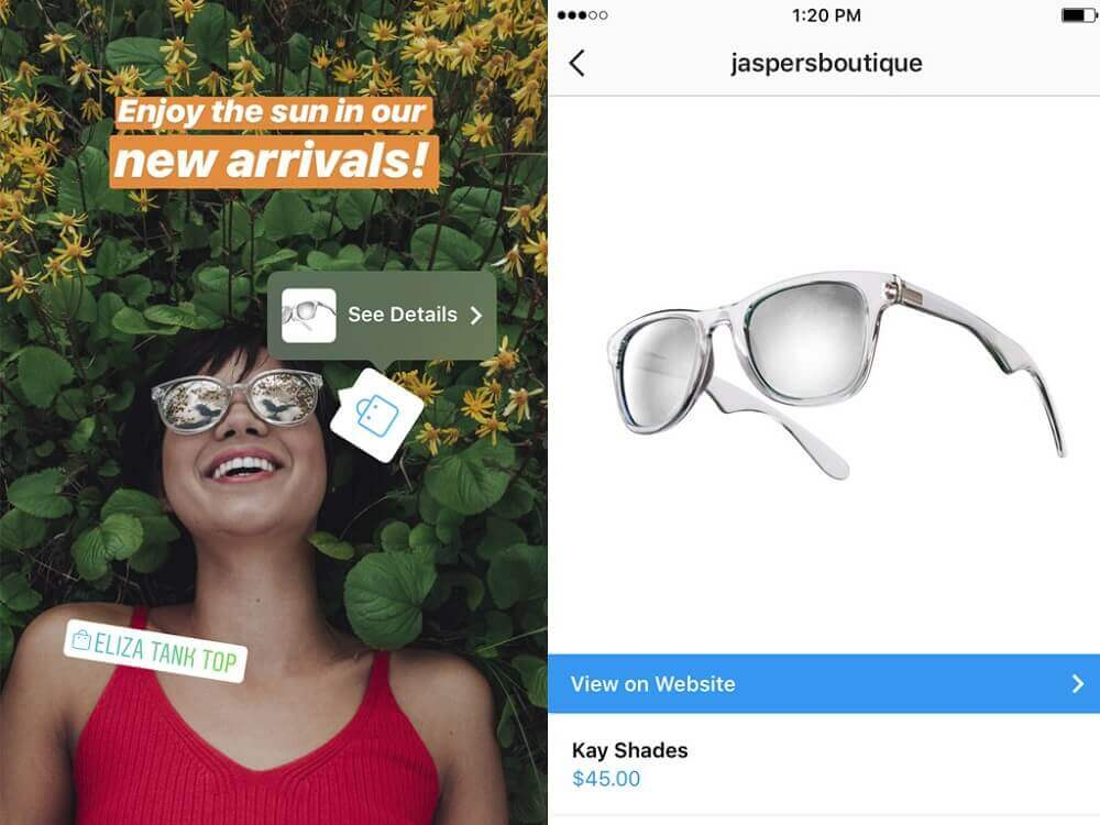 Как подключить Shopping Tags в Инстаграм: настройка тегов продуктов