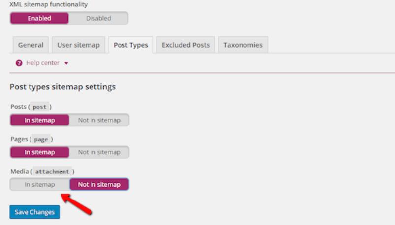 XML Sitemaps WordPress