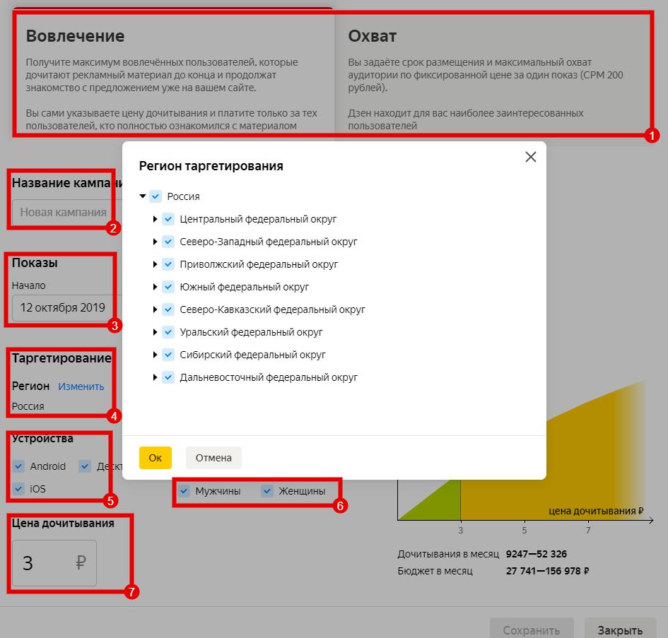 Как разместить рекламу в Яндекс.Дзен