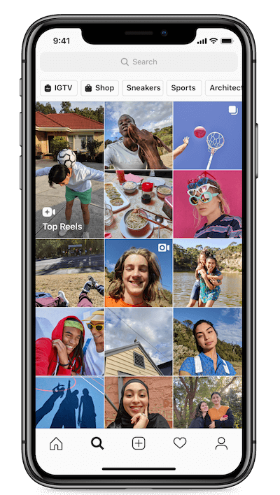 Сцены в Instagram Stories: тест нового инструмент для создания видео | IM