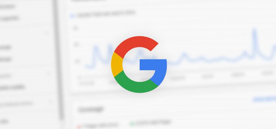 Отчёт по скорости загрузки сайта в Google Search Console
