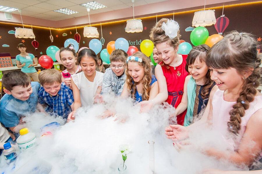 Бизнес на организации праздников для детей в маленьком городе