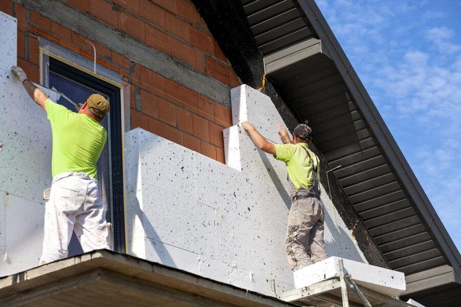 Утепление стен и фасадов как бизнес
