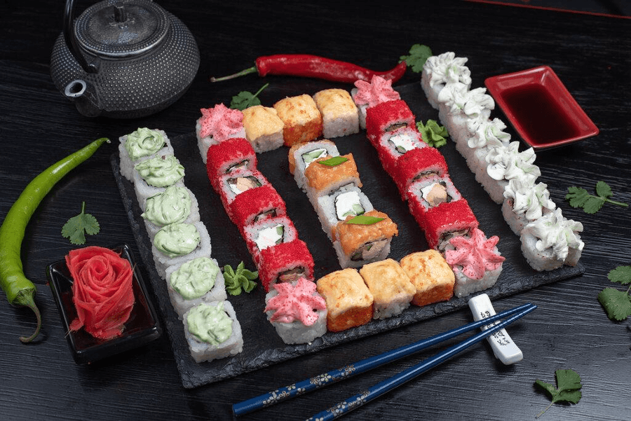 Открытие суши-бара в небольшом городе