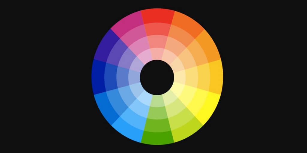 Психология цвета в маркетинге и рекламе