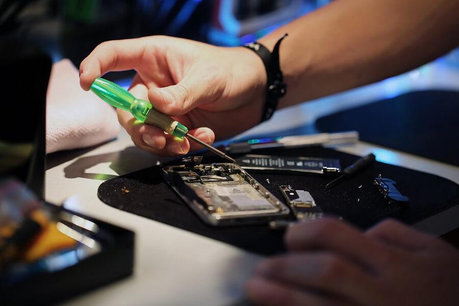 Бизнес на ремонте цифровой техники в маленьком городе