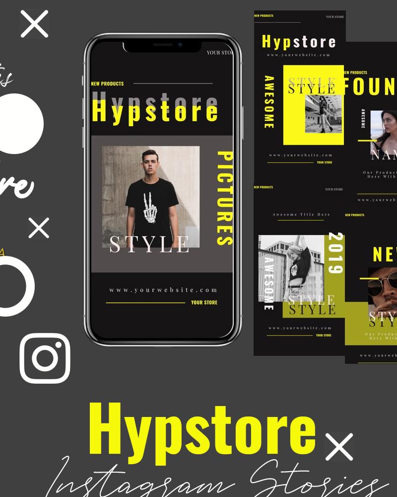 Hypstore Instagram Stories Social Media