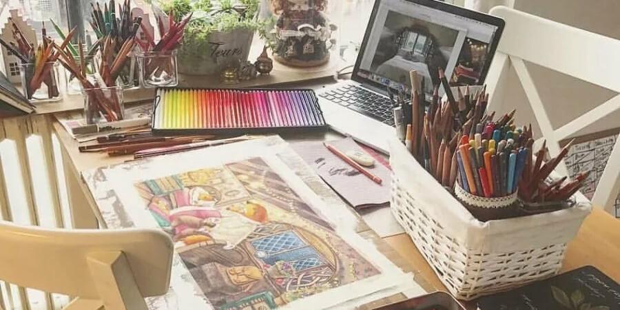 Изготовление картин и портретов на заказ как бизнес идея для женщин