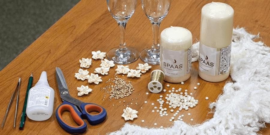 Изготовление свадебных аксессуаров как бизнес