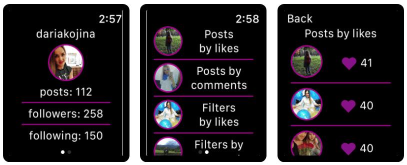 Social Scan - приложение для аналитики аккаунта в Инстаграм