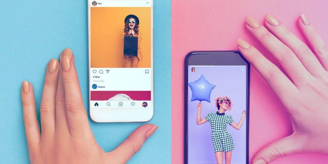 Instagram тестирует новый способ навигации в ленте историй