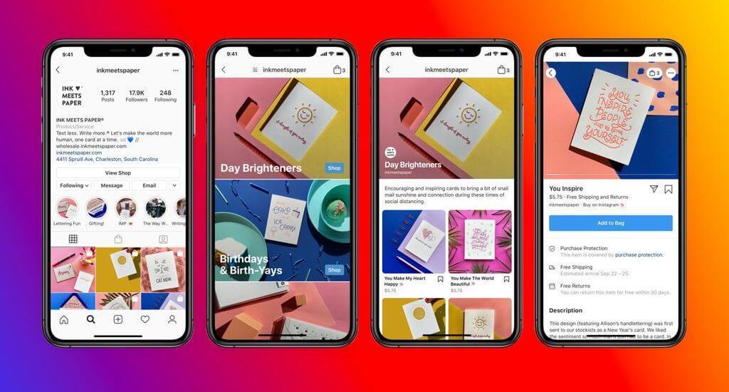 Магазины в Instagram и Facebook: что это и как будет работать