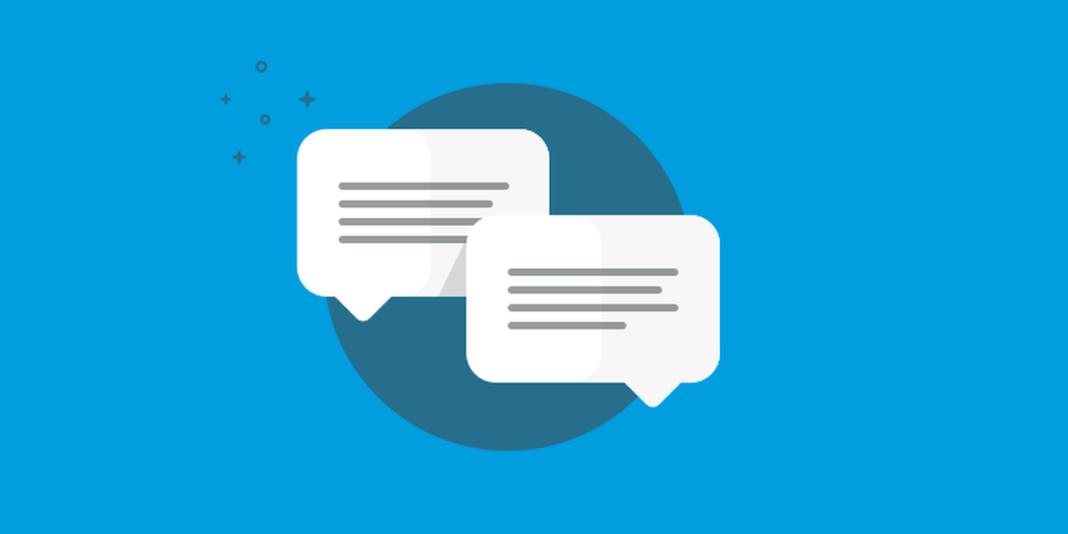 Обновление бесед сообществ ВКонтакте