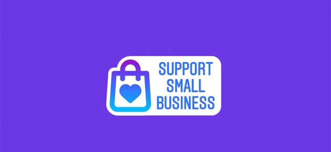 Как сделать упоминание бизнес-профиля в Истории Инстаграм с помощью стикера «Поддержим малый бизнес» - SupportSmall