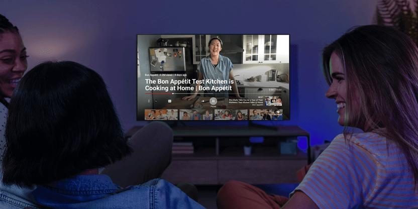 YouTube запустит Brand Lift на ТВ-устройствах и новый формат рекламы