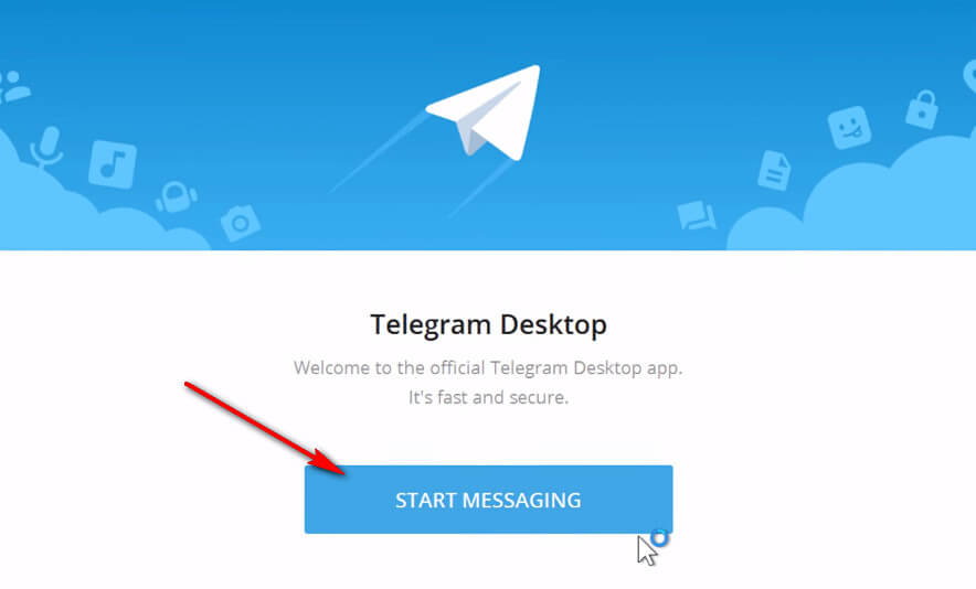 Как запустить Телеграм на компьютере