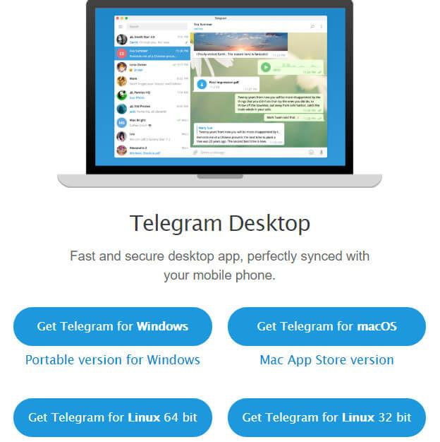 Telegram Destktop