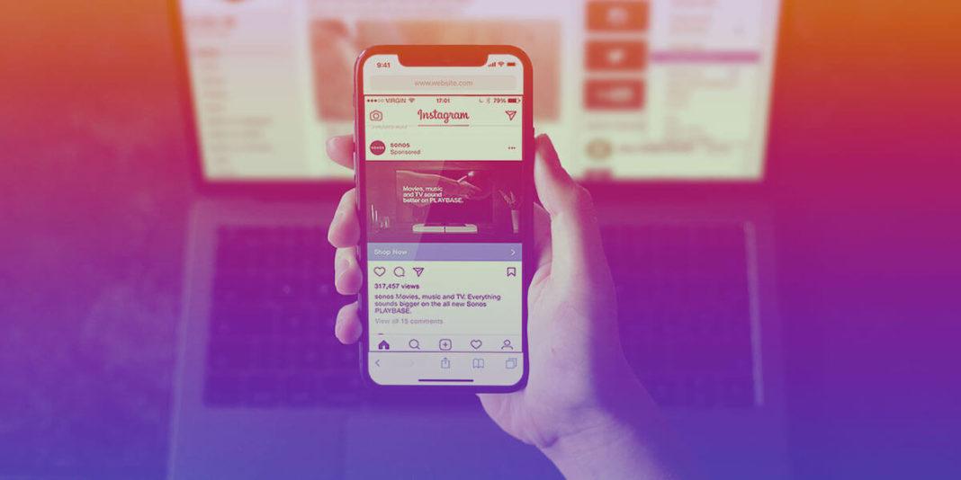 Instagram позволит запускать рекламу без привязки страницы к Facebook
