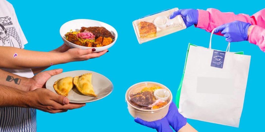 Кнопка и стикер «Заказ еды» в Инстаграм: что это, как добавить