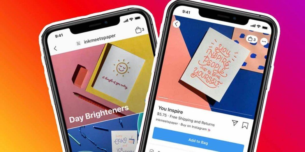 Facebook запускает раздел Shop, а также расширяет возможности покупок в Instagram для США
