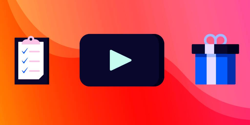 Конкурс на YouTube: как провести, условия, призы, определение победителя