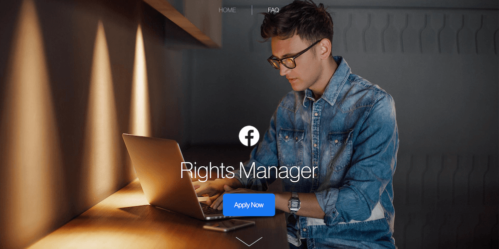 Что такое Facebook Rights Manager и как он работает?