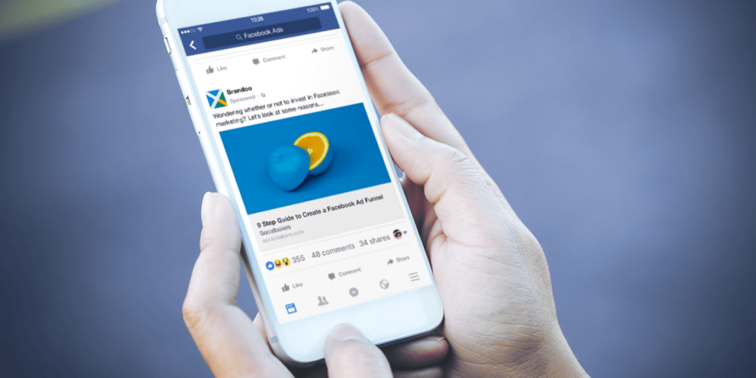 Facebook снял ограничение «до 20% текста» на картинках для рекламы