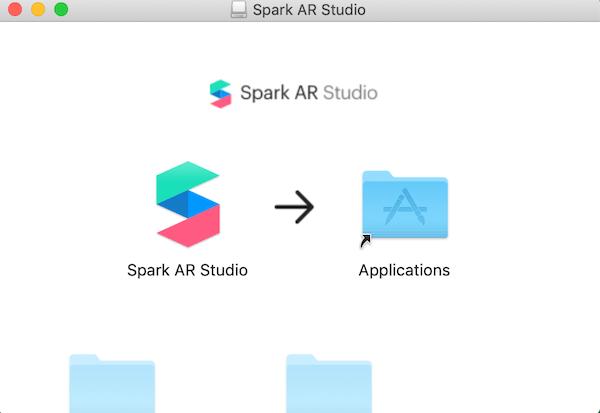 Как скачать и установить программу Spark AR