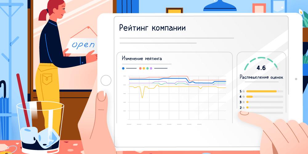 Как повысить рейтинг компании в Яндекс.Справочнике